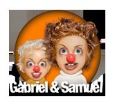 Gabriel et Samuel
