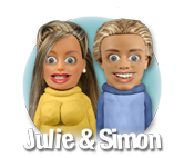 Julie et Simon